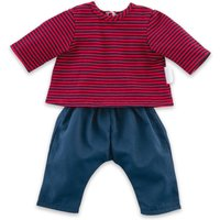 My First Baby Doll - Striped Top & Trousers