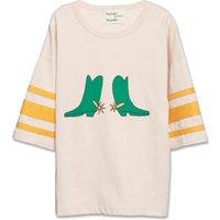 T-Shirt Baseball Bottes de Cowboy