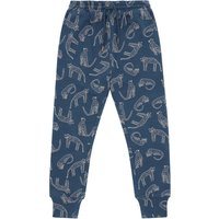 Jules Patterned Organic Cotton Joggers