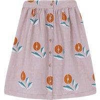 Linen Plant Skirt