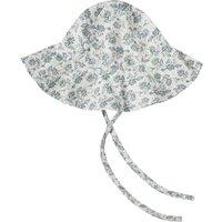 Floppy Floral Hat