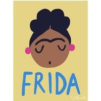 Frida Love Poster
