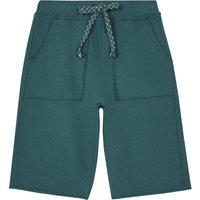 Fleece Bermuda Shorts