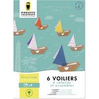 Sailing Boat Activity Kit