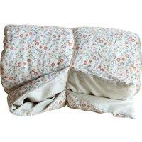 Iris Cotton and Linen Duvet - 90 x 190cm