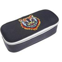 Tiger Navy Pencil Case