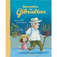 Livre Souvenirs de Gibraltar - L. Gillot & C.Roederer