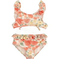 Floral Two Piece Swimsuit