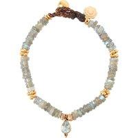 Grey Labradorite Bracelet
