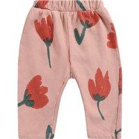 Tulips Organic Cotton Baby Jogging Bottoms