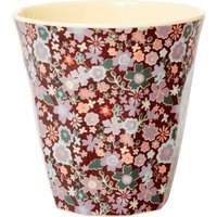 Fall Floral Cup