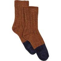 Faqet Wool Metallic Warm Socks - Women's Collection -