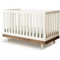 Classic convertible bed 0 - 6 years - Walnut