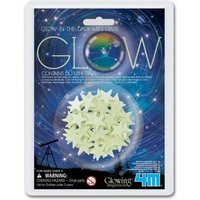 Mini Pack of phosphorescent stickers - Glow in the dark mini stars