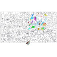 Giant Colouring Set Fantastic