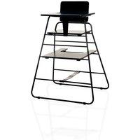 Towerchair High Chair - Black