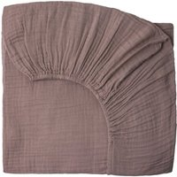 Fitted Sheet - Vintage Pink