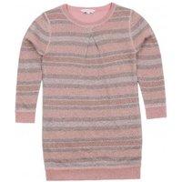 Lurex fleece dress