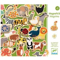 Magnimo magnetic game
