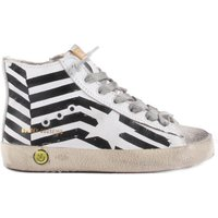 Leather Zip Francy trainers