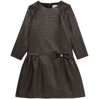 Lurex Bow Dress