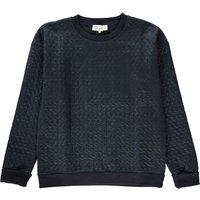 Unic Textured Sweatshirt