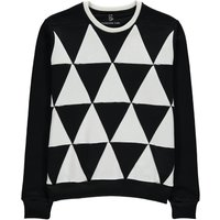 Hamilton Two-tone Triangles Sweatshirt