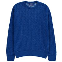 Moscow Twist Mohair Jumper