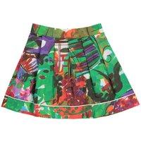 Vegetable Printed Skirt
