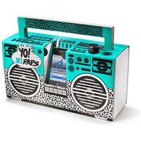 Yo! MTV Raps Oldschool Ghetto Blaster 3.0 Speaker with USB port