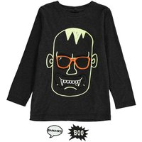 Barley Frankenstein T-Shirt with Movable Patches