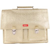 Glitter Big Satchel With Strap