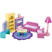 Sugar Plum Living Room