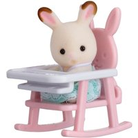 Baby Carry Case Rabbit in High Chair