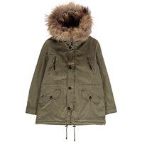 Aspen Parka with Fur Hood