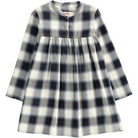 Checked Pines Dress