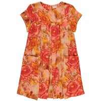 Floral Pleated Evy Dress