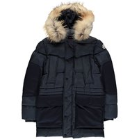 Bondider Down Jacket with Fur Hood