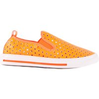 Exclusive Stella McCartney x Smallable - Perforated Star Slip-Ons