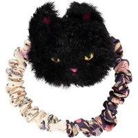 Cat Hairband Noir