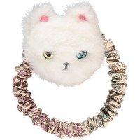 Cat Hairband White