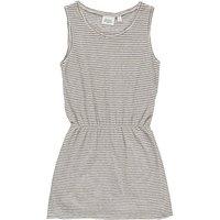 Tori Striped Linen Dress