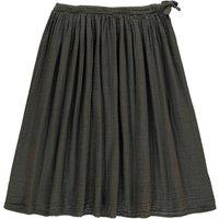 Ava Maxi Skirt Charcoal grey
