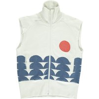 Organic Cotton Rowing Sleeveless Sweatshirt