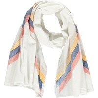 A Legend Striped Scarf