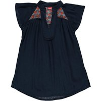Berenice Multi-Colour Embroidered Dress