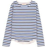Max Striped Japanese Cotton Sweatshirt