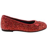Glitter Mouse Ballerinas