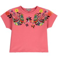 Tale Embroidered Oversize Top