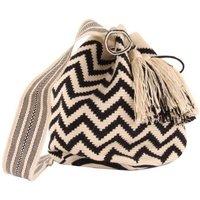 Wayuuu Striped Gua Bucket Bag